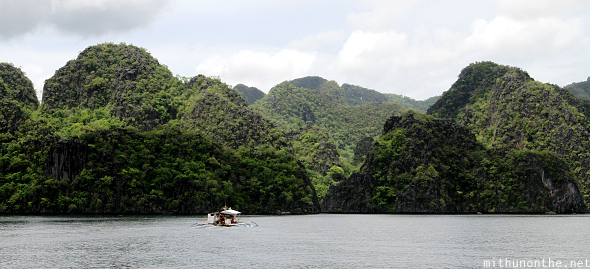 Islands Coron Philippines