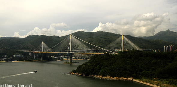 Hong Kong longest bridge