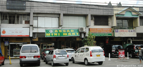 Indian grocery stores Manila Philippines