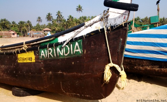 Air India boat Kerala