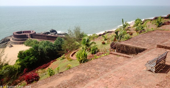 Bekal fort going down