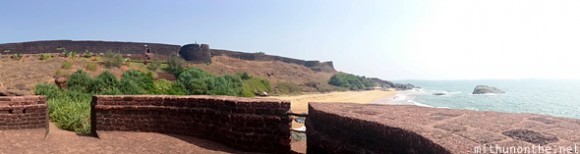 Bekal fort sea extension