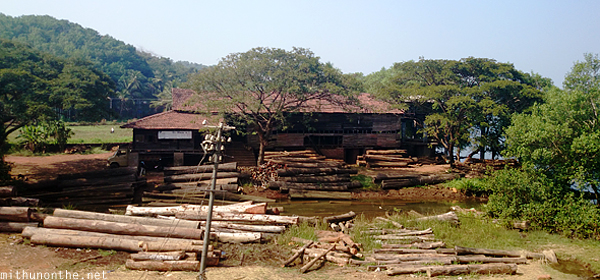Timber factory Kannur