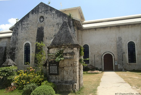Church of Oslob Cebu