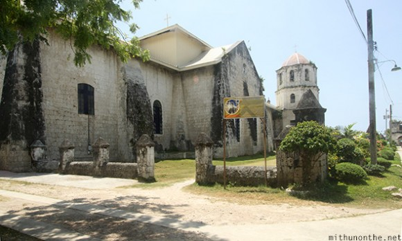 Oslob church Cebu