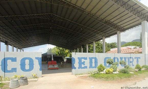 Oslob covered court Cebu