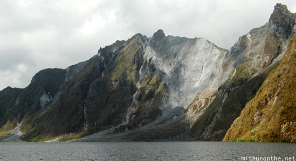 Pinatubo volcano mountain Philippines