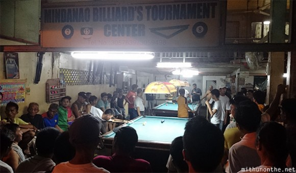 Billiards Davao City Philippines