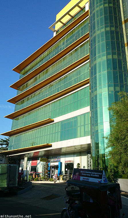 Building Green Windows Dormitel Davao