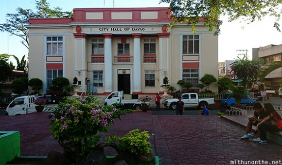 City Hall of Davao Philippines