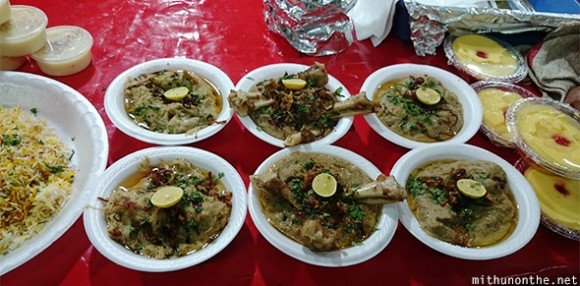 Mutton haleem Bangalore India