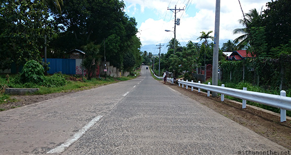 Road to Eden Nature Park Davao