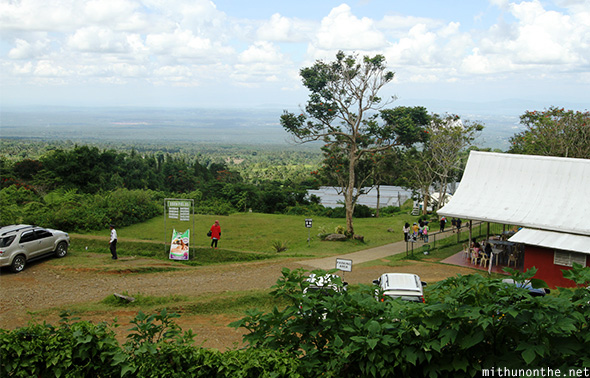 Sky Cycle area Eden Nature Park Davao