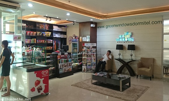 Store Green Windows Dormitel Davao