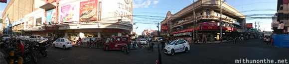 Time Square mall panorama Davao