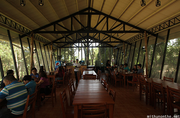 Cafe Eden Nature park Davao