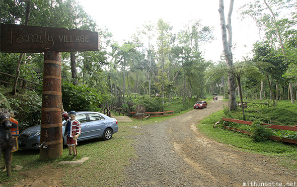 Family Village Eden Nature Park Davao