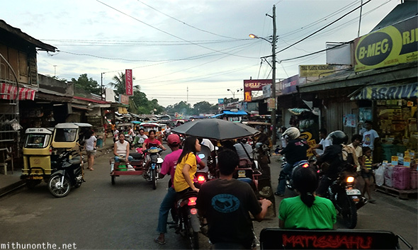Toril market Davao Philippines