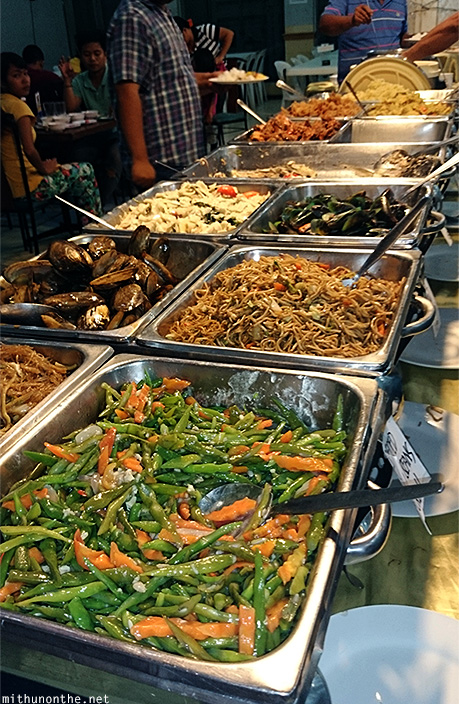 All you can eat buffet Davao