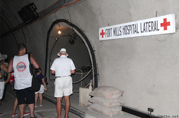 Fort Mills hospital Malinta tunnel Corregidor
