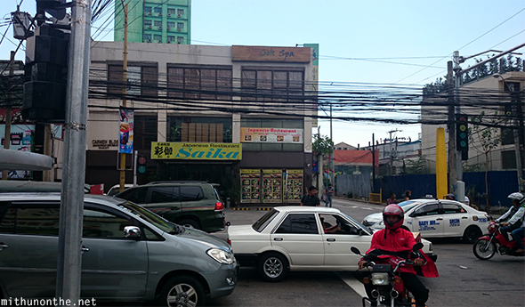 Chino Roces Avenue Japanese Manila
