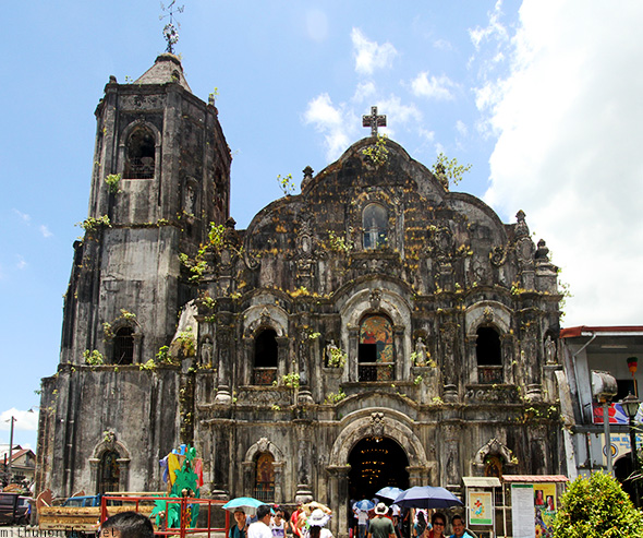 Lucban Philippines  city photos : Church of Saint Louis Lucban Philippines