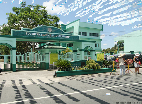 Southern Luzon State University Lucban