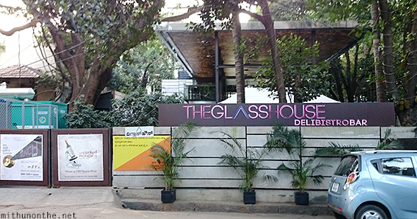 The Glasshouse Lavelle road Bangalore