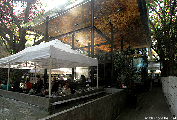 The Glasshouse lounge restaurant Bangalore