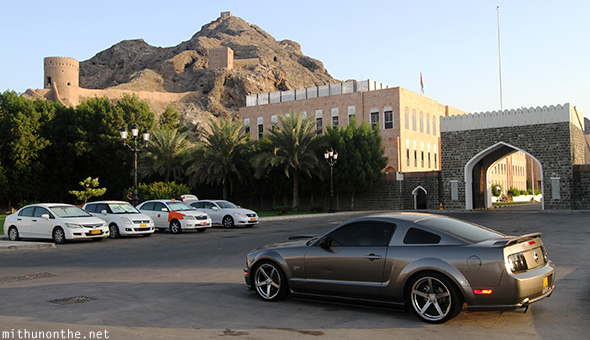 Ford Mustang Muscat Oman