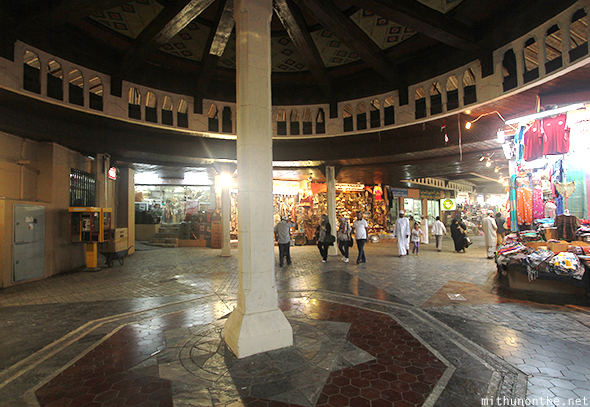 Mutrah souq Center Muscat Oman