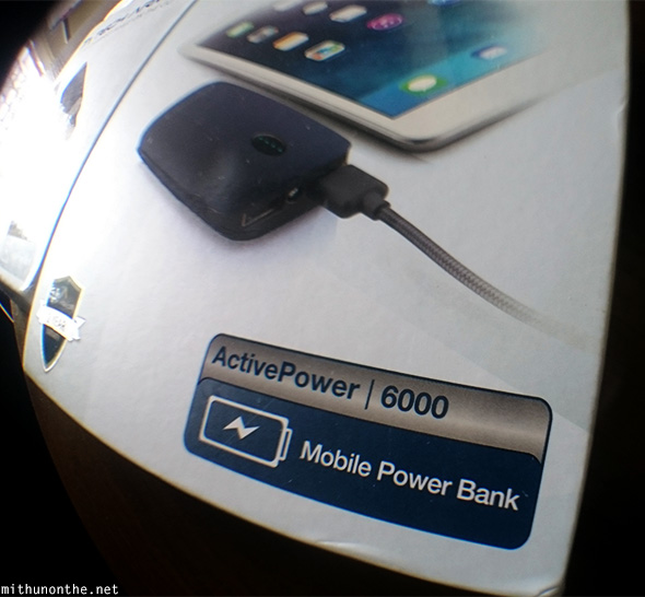 Tech Armor 6000 mAh powerbank