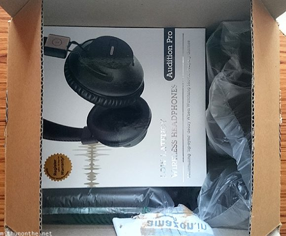 Avantree headphone Amazon delivery