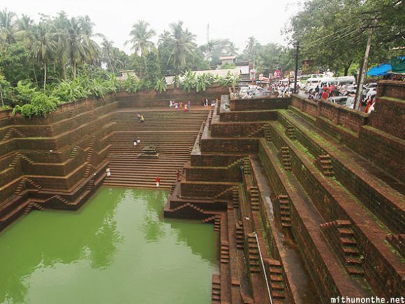 Peralasseri step well Kannur Kerala