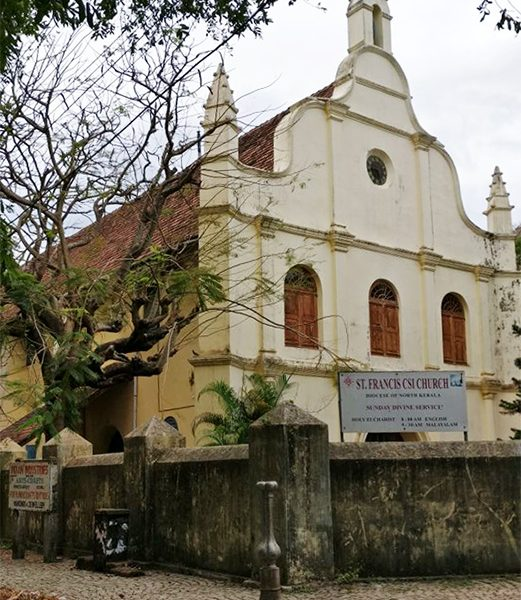 St. Francis church Fort Kochi
