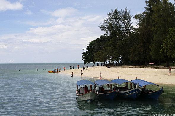 Malaysia 2010: Day 6 — Langkawi (Island hopping tour ...