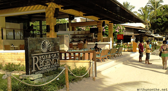El Centro Island Beach Resort Boracay Regency Philippines