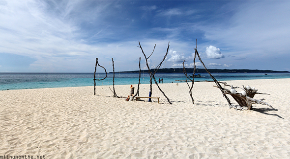 Boracay Island Tour Puka Beach And